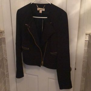 NWT michael Kors jacket black m